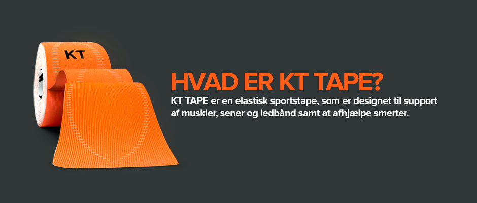 Hvad er KT Tape