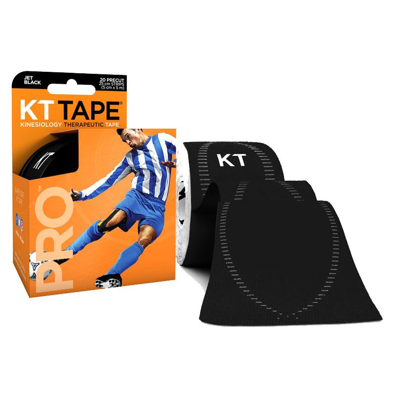 KT Tape Pro precut sort