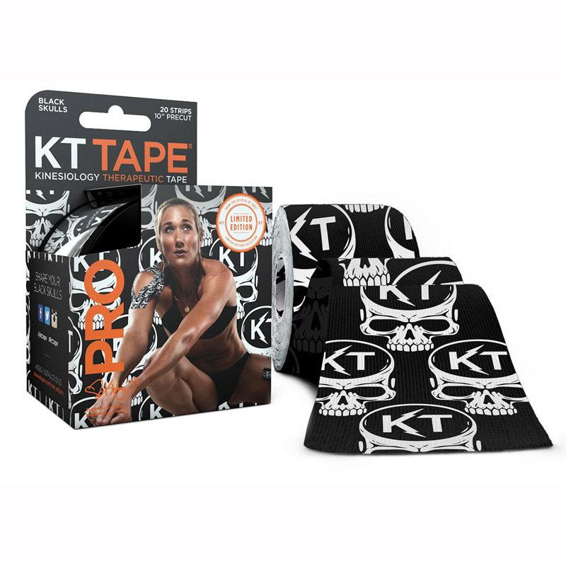 KT Tape Black Skull